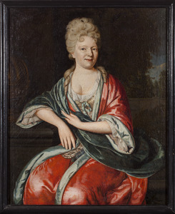 Portret van Maria Anna van der Poll (?-?)