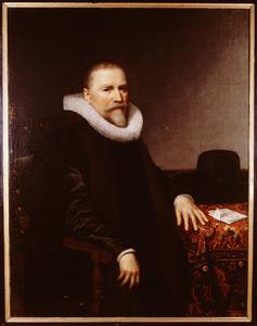 Portret van Reinier Pauw (1564-1636)