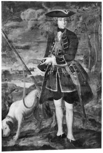 Portret van Hendrik Jean Francois van Scherpenzeel ( -1765)