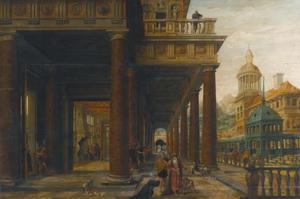 Trajanus en de weduwe