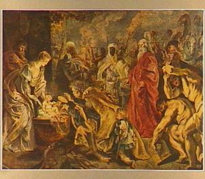 Aanbidding der koningen