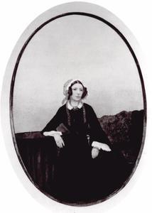 Portret van Maria Cornelia van de Poll (1814-1854)