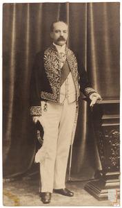 Portret van Alexander Willem Frederik Idenburg (1861-1935)