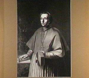 Portret van Kardinaal d'Alsas de Bossu