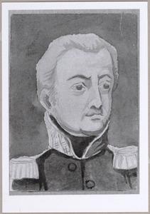 Portret van Leopold Graaf van Limburg Stirum (1758-1840)