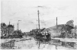 Haven in Dordrecht