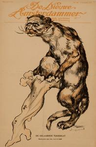 De gelaarse Tijgerkat