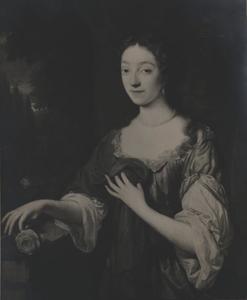 Portret van een persoon genaamd Petronella Adriaansdr. Spiering (1609-1686)
