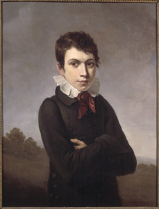 Portret van Charles Auguste Frowein (1810-1855)
