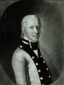 Portret van Johan Bertram Arnold Sophus van Gronsfeld Diepenbroeck Impel Limpurg (1756-1805)