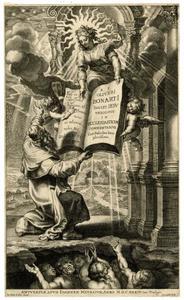 Titelpagina voor O. Boonaerts, In Ecclesiasticum Commentarius, Antwerpen 1634