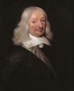Portret van Johan Wolfert van Brederode (1599-1655)