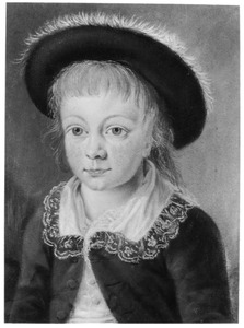 Portret van Johan Daniel Cornelis Carel Wilhelm d' Ablaing van Giessenburg (1779-1859)
