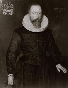 Portret van een man, waarschijnlijk Hindrick Willema (....-....)