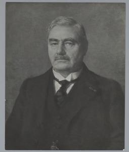 Portret van mr. Wijnand Adriaan Mees (1859-1934)
