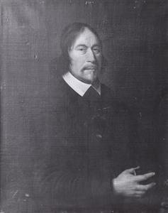 Portret van Hendrik van der Graft (1611-1694)