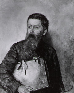 Portret van Coenraad Matthias Garms (1863-1944)