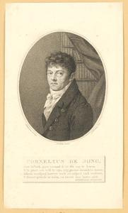 Portret van Cornelius de Jong van Rodenburgh (1762-1838)
