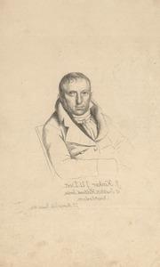 Portret van Johannes Kinker (1764-1845)