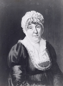 Portret van Sophia Adriana Everdina Barones van Heeckeren (1782-1844)