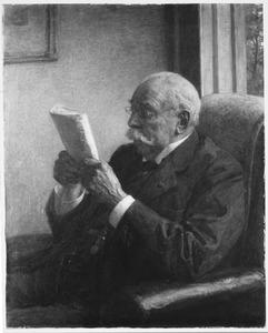 Portret van Norbertus Petrus van den Berg (1831-1917)