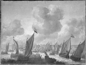 De slag op het Slaak op 12 en 13 september 1631