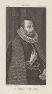 Portret van Nicolaas Rockox (1560-1640)