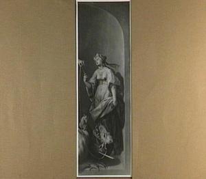 De H. Margaretha en de draak