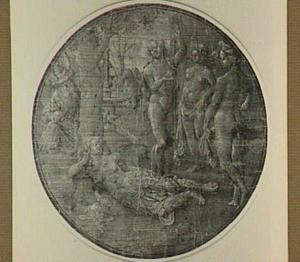 Het oordeel van Paris  (Hyginus 92; Lucianus, Deorum dialogi, 20)