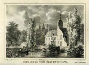 Kasteel Binckhorst bij Voorburg