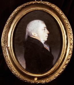 Portret van mogelijk Petrus Emilius Wierdsma (1765-1837)