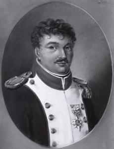 Portret van Diederik Hendrik van der Sluis (1763-1812)