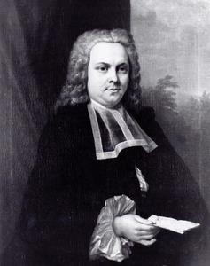 Portret van Quirijn Theodorus de Blau (1726-1780)