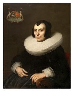 Portret van Alithea Adriaensdr. (1589-1656)