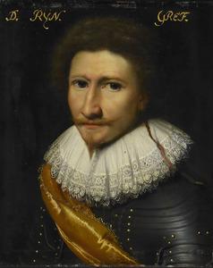 Portret van Johan Conrad von Salm -Dhaun (1590-1625)