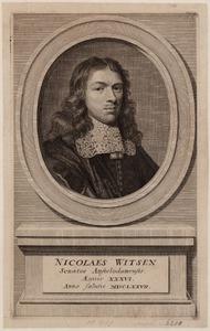 Portret van Nicolaes Witsen (1641-1717)