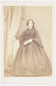 Portret van Sandrina Woltera van Meurs (1814-1875)