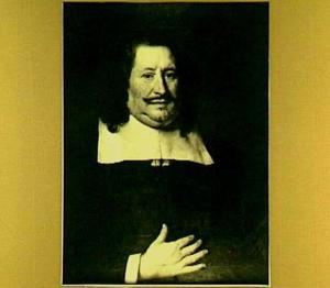 Portret van Abraham Muyssart (1605-1675)