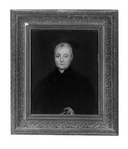 Portret van Henricus Petrus Theodorus Oosterbaan (1824-1875)