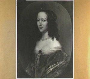 Portret van een vrouw, mogelijk Dina van Nes (1623-1681)