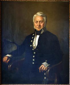 Portret van Jean Francois Hennequin (1772-1846)
