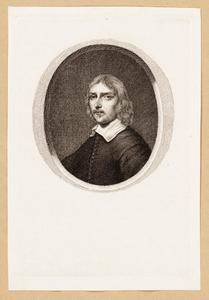 Portret van Abrahamn Jansz. Storck (1644-1708)