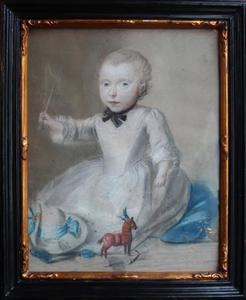 Portret van Campegius Cornelis van der Straten (1764-1807)