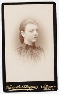 Portret van Maria van Reenen (1873-1983)