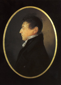 Portret van Jacob Breet (1778-1847)