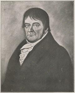 Portret van Stephanus Jacobus van Royen (1764-1834)