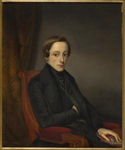Portret van Hendrik Leonard Schuller (1826-1847)