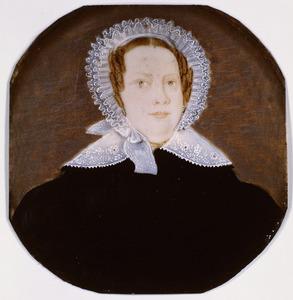 Portret van Anna Runken ( -1870)