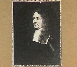 Portret van Rabo Herman Scheele tot Venebrugge (1622-1662), Drost van IJsselmuide, Gedeputeerde der Staten Generaal