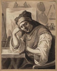 Portret van Adam Colonia (1634-1685)